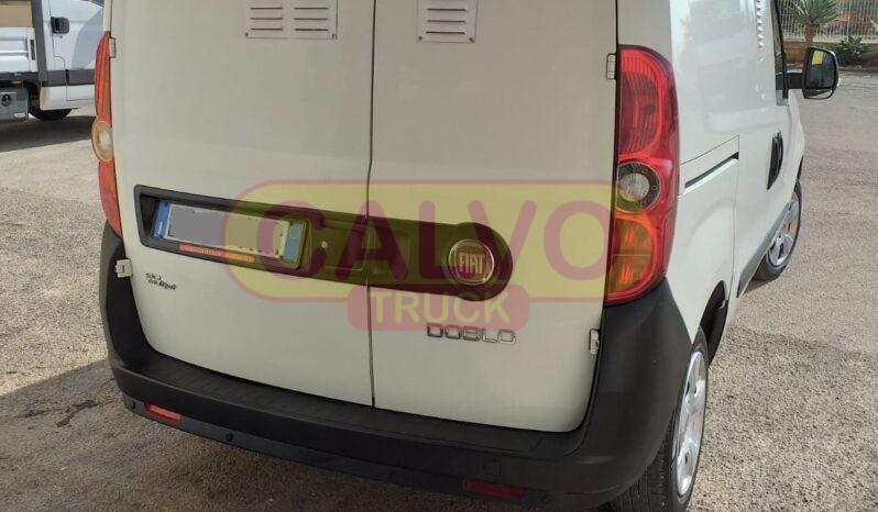 Fiat Doblò in HACCP vista posteriore