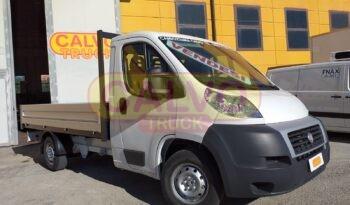 Fiat Ducato furgone cassone fisso fronte