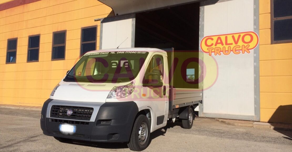 Fiat Ducato furgone cassone fisso furgone