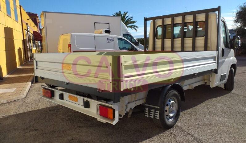 Fiat Ducato furgone cassone fisso lato dx