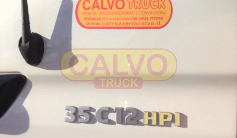 Iveco Daily 35C12 cassone fisso e centina 35C12