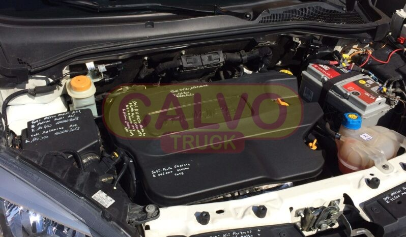 Fiat Doblò isotermico ATP Euro 6 cofano motore