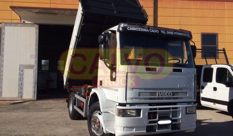 Iveco Eurocargo 150K Euro 5 ribaltabile fronte