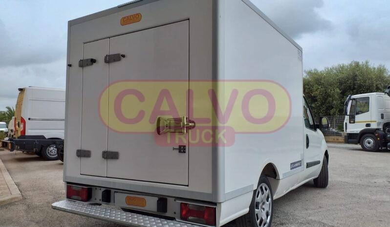 Fiat Doblò box isotermico con frigo con porta posteriore