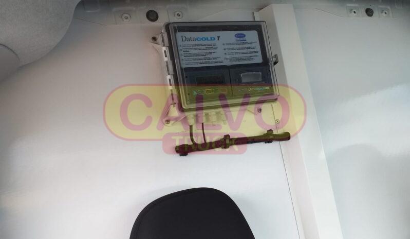 Fiat Doblò box isotermico dettaglio frigo