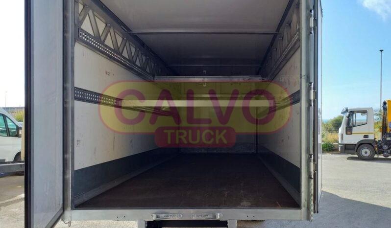 Iveco Daily 35C15 furgonatura anno 2015 interno vano di carico