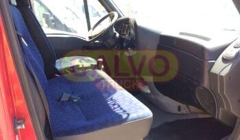 iveco daily furgonatura dettagli cabina